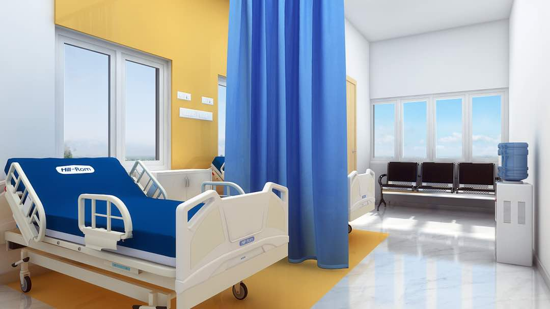 Healthcare Design Is Focused On Enhancing Health, Quality And Safety Of Healthcare  Interior Environments For Those Who Use Them, Including Patients And ...